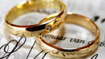 Solicitud de certificación electrónica de matrimonio
